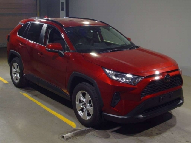Import and buy TOYOTA RAV4 2019 from Japan to Nairobi, Kenya