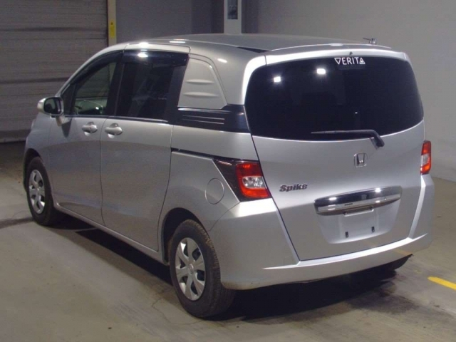 Import and buy HONDA FREED SPIKE 2014 from Japan to Nairobi, Kenya