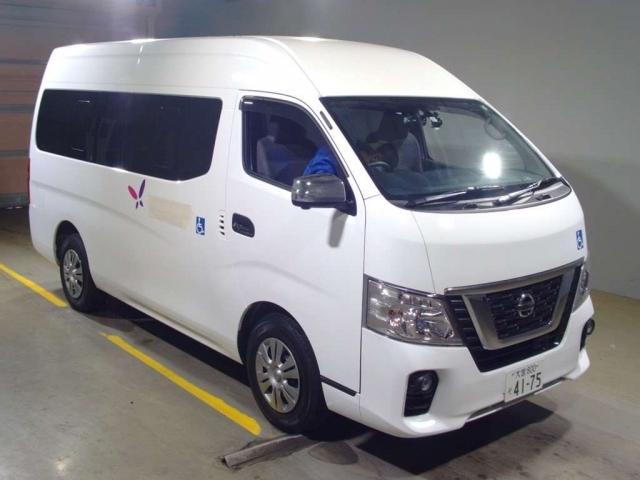 Import and buy NISSAN CARAVAN VAN 2020 from Japan to Nairobi, Kenya