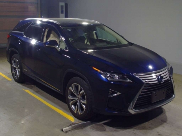 Import and buy LEXUS RX 2018 from Japan to Nairobi, Kenya