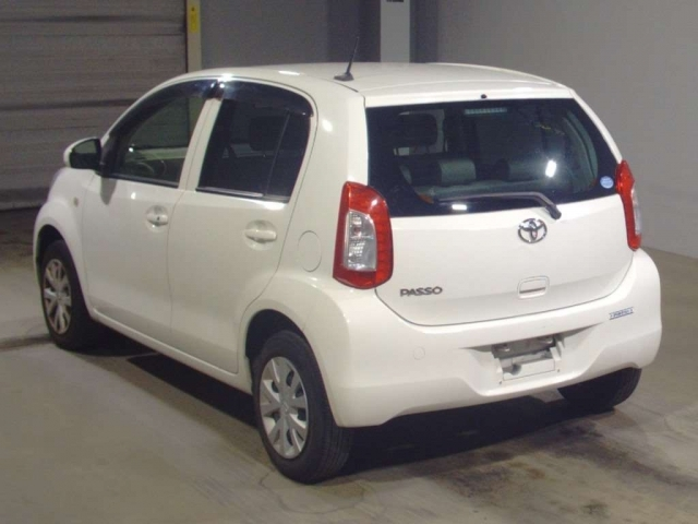 Import and buy TOYOTA PASSO 2016 from Japan to Nairobi, Kenya