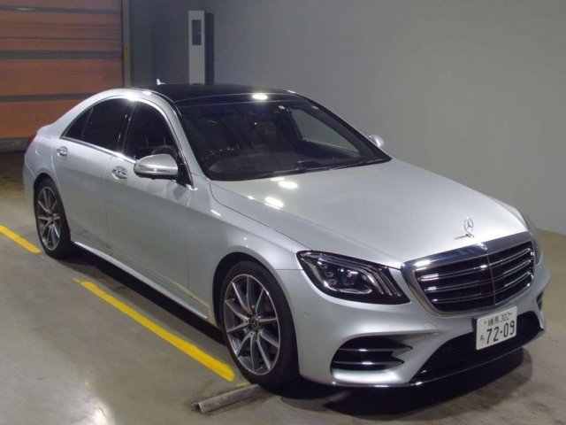 Import and buy MERCEDES BENZ S CLASS 2019 from Japan to Nairobi, Kenya