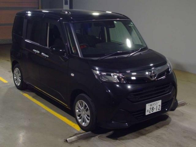 Import and buy TOYOTA TANK 2019 from Japan to Nairobi, Kenya