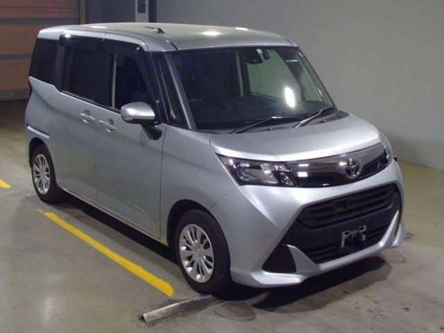 Import and buy TOYOTA TANK 2018 from Japan to Nairobi, Kenya