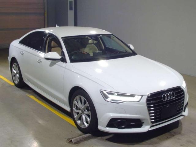 Import and buy AUDI A6 2018 from Japan to Nairobi, Kenya