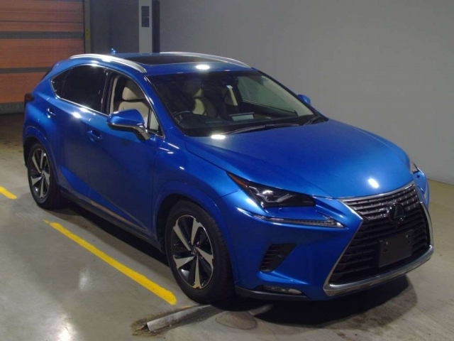 Import and buy LEXUS NX 2018 from Japan to Nairobi, Kenya