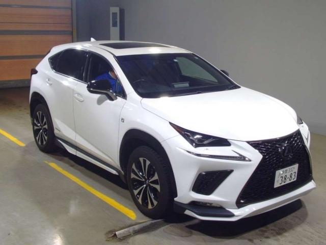Import and buy LEXUS NX 2017 from Japan to Nairobi, Kenya