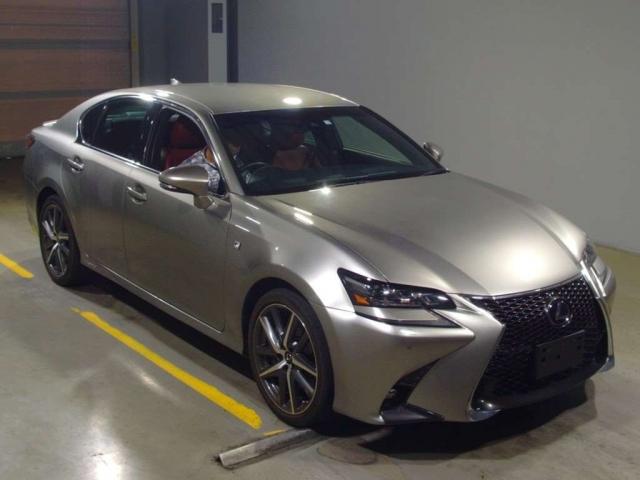 Import and buy LEXUS GS 2018 from Japan to Nairobi, Kenya