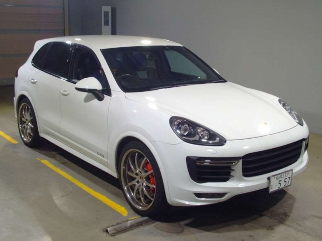 Import and buy PORSCHE CAYENNE 2017 from Japan to Nairobi, Kenya