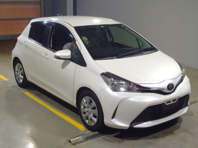 Import and buy TOYOTA VITZ 2014 from Japan to Nairobi, Kenya
