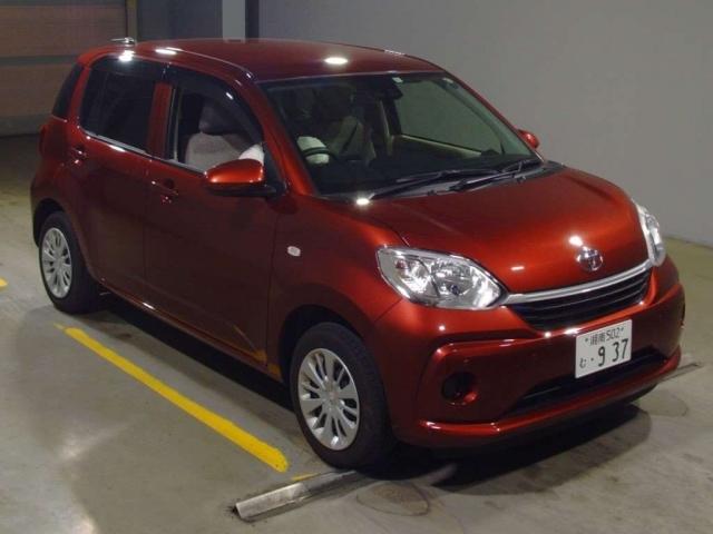 Import and buy TOYOTA PASSO 2020 from Japan to Nairobi, Kenya