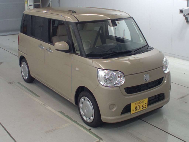 Import and buy DAIHATSU MOVE CANBUS 2016 from Japan to Nairobi, Kenya