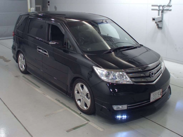 Import and buy HONDA ELYSION 2013 from Japan to Nairobi, Kenya