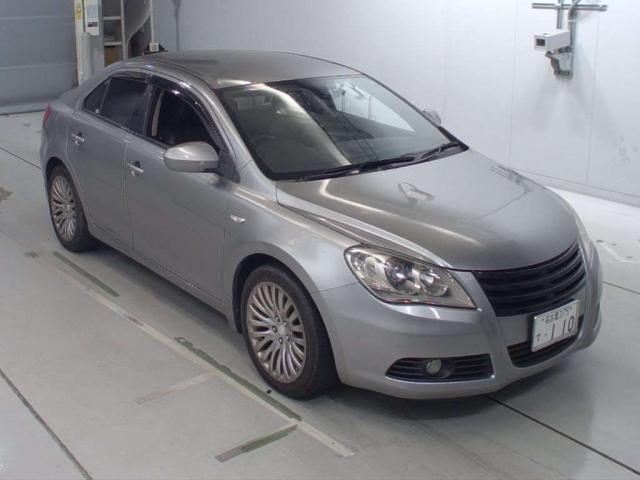 Import and buy SUZUKI KIZASHI 2014 from Japan to Nairobi, Kenya