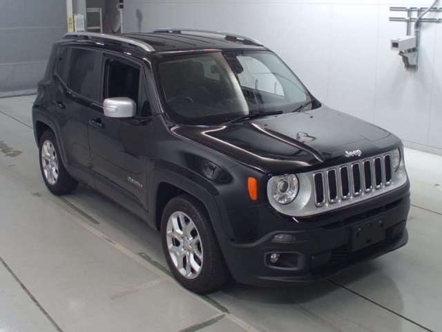 Import and buy CHRYSLER JEEP RENEGADE 2016 from Japan to Nairobi, Kenya