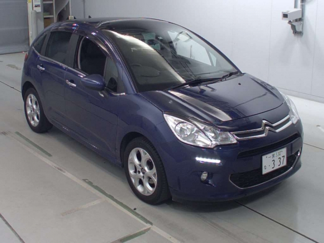 Import and buy CITROEN C3 2014 from Japan to Nairobi, Kenya