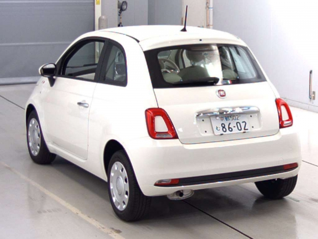Import and buy FIAT 500 2018 from Japan to Nairobi, Kenya