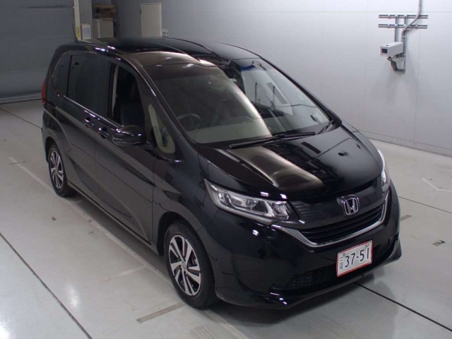 Import and buy HONDA FREED 2017 from Japan to Nairobi, Kenya