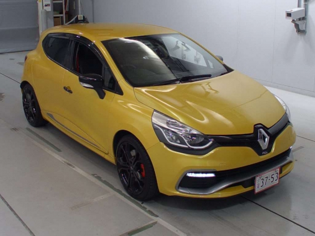 Import and buy RENAULT LUTECIA 2015 from Japan to Nairobi, Kenya