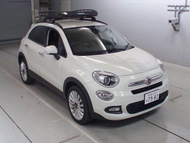 Import and buy FIAT 500X 2015 from Japan to Nairobi, Kenya