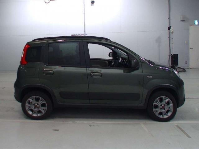 Import and buy FIAT PANDA 2015 from Japan to Nairobi, Kenya
