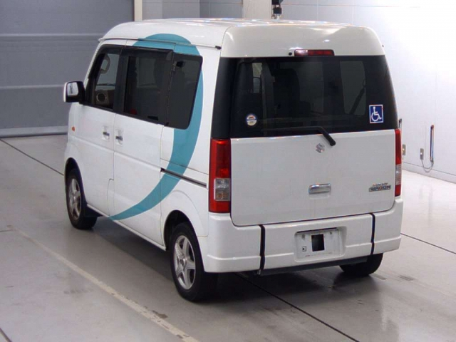 Import and buy SUZUKI EVERY WAGON 2014 from Japan to Nairobi, Kenya