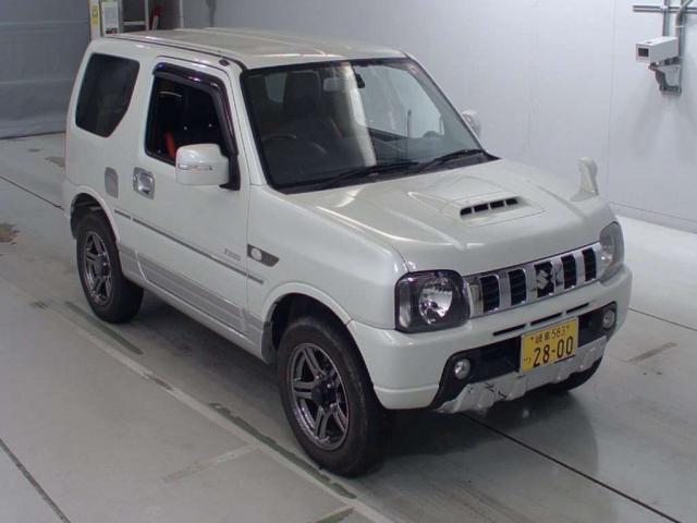 Import and buy SUZUKI JIMNY 2014 from Japan to Nairobi, Kenya