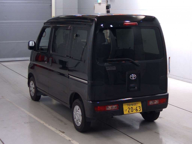 Import and buy TOYOTA PIXIS VAN 2014 from Japan to Nairobi, Kenya