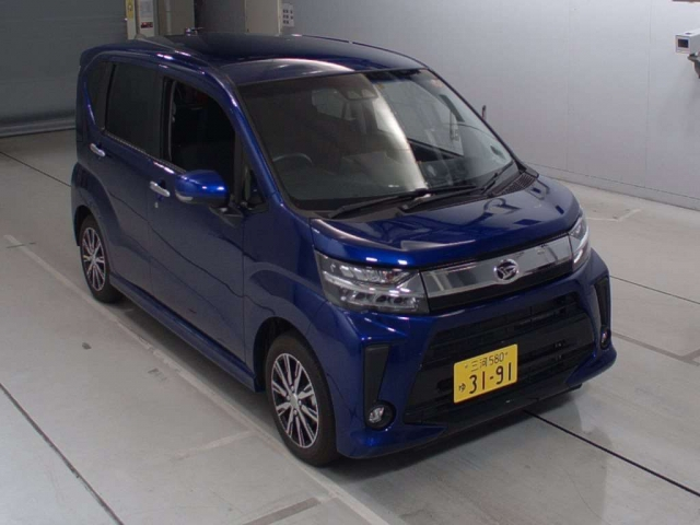 Import and buy DAIHATSU MOVE 2017 from Japan to Nairobi, Kenya