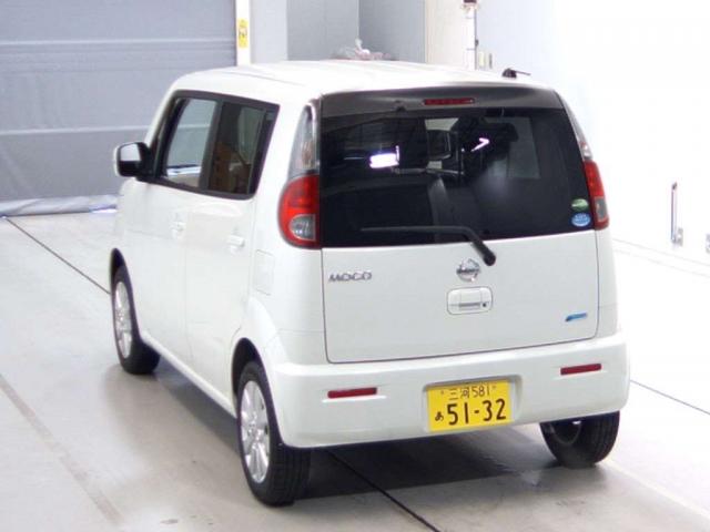 Import and buy NISSAN MOCO 2016 from Japan to Nairobi, Kenya