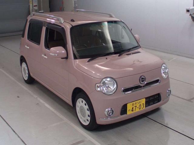 Import and buy DAIHATSU MIRA 2014 from Japan to Nairobi, Kenya