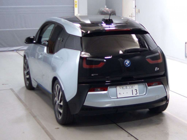 Import and buy BMW i3 2017 from Japan to Nairobi, Kenya