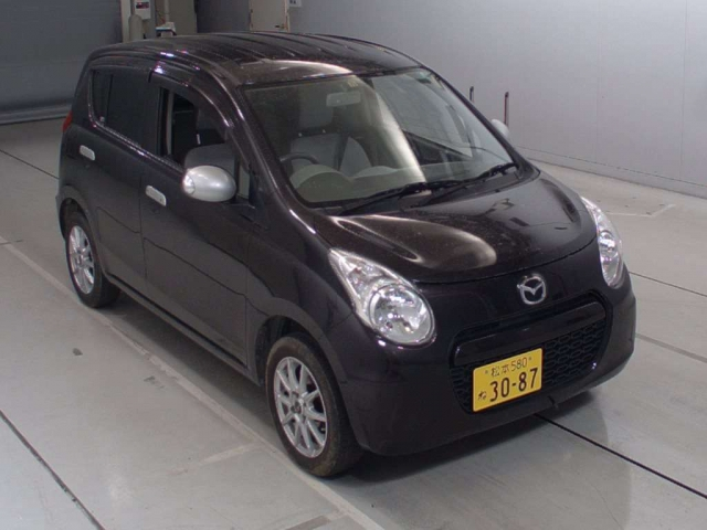 Import and buy MAZDA CAROL 2013 from Japan to Nairobi, Kenya