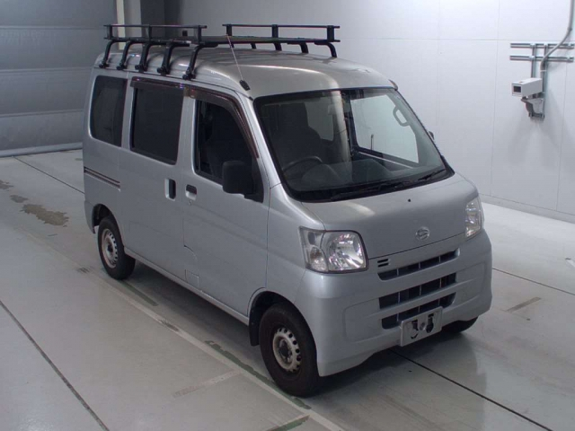 Import and buy DAIHATSU HIJET VAN 2014 from Japan to Nairobi, Kenya