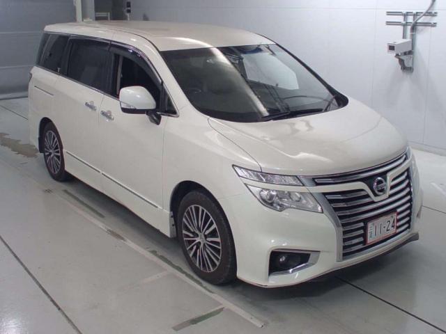 Import and buy NISSAN ELGRAND 2014 from Japan to Nairobi, Kenya