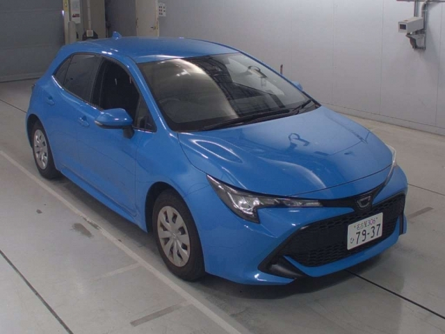 Import and buy TOYOTA COROLLA SPORT 2020 from Japan to Nairobi, Kenya