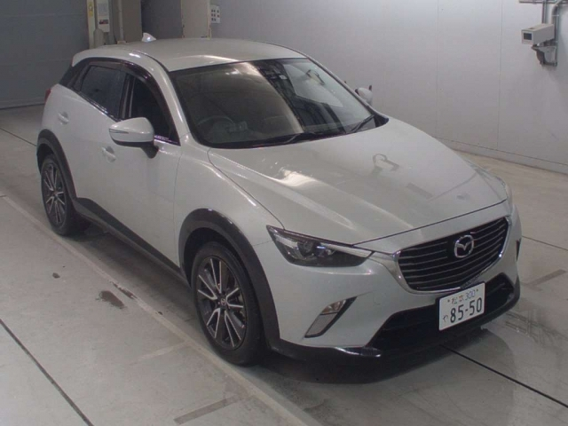 Import and buy MAZDA CX-3 2015 from Japan to Nairobi, Kenya