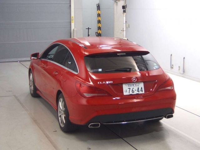 Import and buy MERCEDES BENZ CLA CLASS 2015 from Japan to Nairobi, Kenya