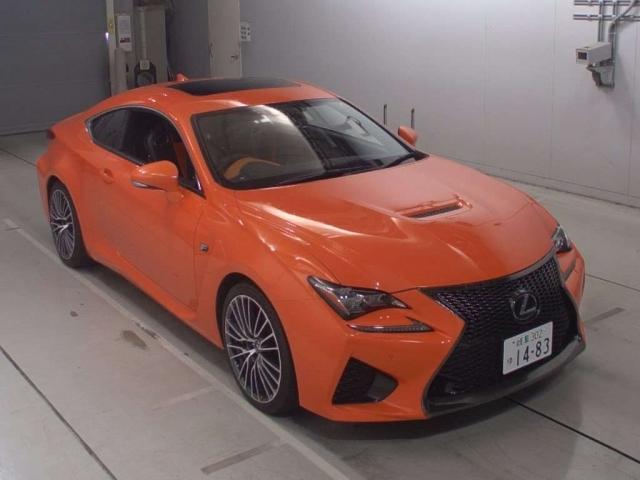 Import and buy LEXUS RC F 2014 from Japan to Nairobi, Kenya
