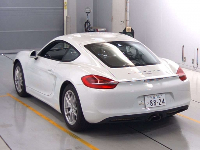 Import and buy PORSCHE CAYMAN 2015 from Japan to Nairobi, Kenya