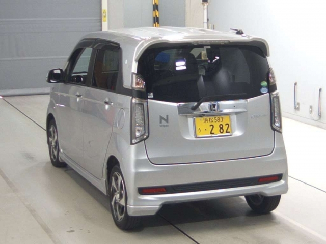 Import and buy HONDA N WGN 2015 from Japan to Nairobi, Kenya