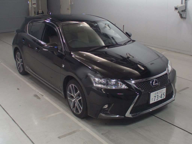 Import and buy LEXUS CT 2017 from Japan to Nairobi, Kenya