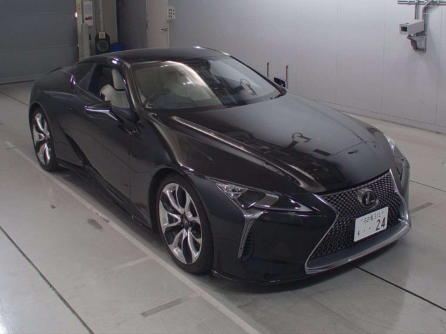 Import and buy LEXUS LC 2017 from Japan to Nairobi, Kenya