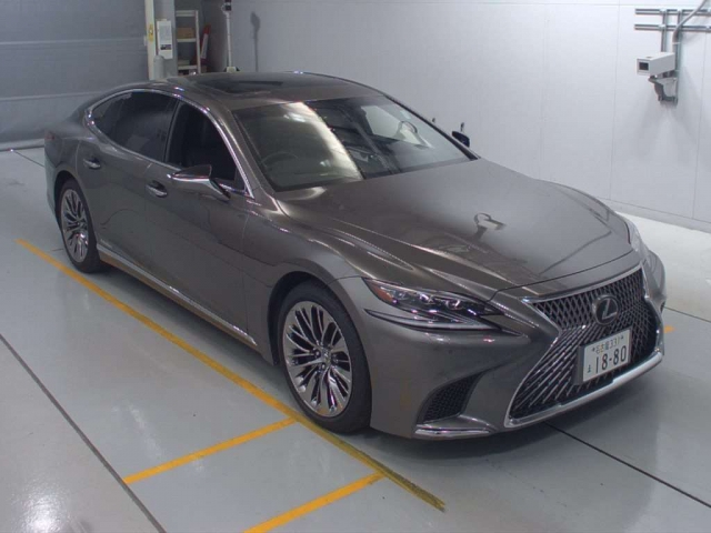 Import and buy LEXUS LS 2018 from Japan to Nairobi, Kenya
