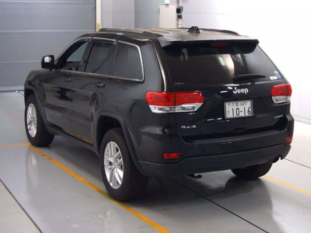 Import and buy CHRYSLER JEEP GRAND CHEROKEE 2018 from Japan to Nairobi, Kenya