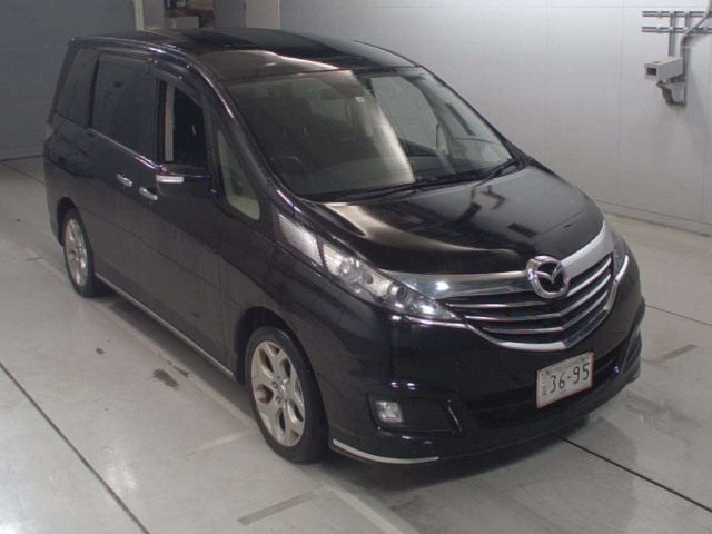 Import and buy MAZDA BIANTE 2013 from Japan to Nairobi, Kenya
