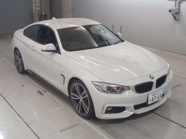 Import and buy BMW 4 SERIES 2015 from Japan to Nairobi, Kenya