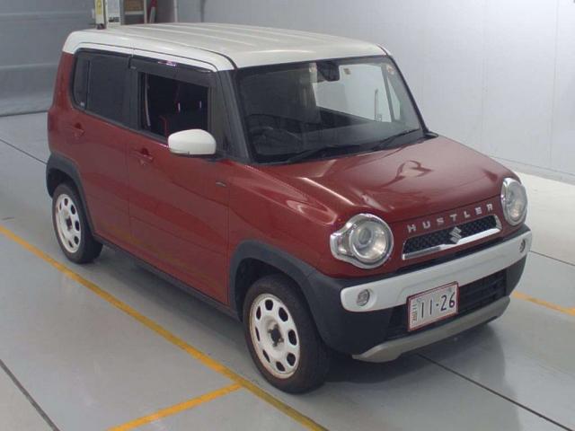 Import and buy SUZUKI HUSTLER 2015 from Japan to Nairobi, Kenya