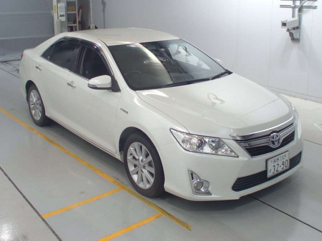 Import and buy TOYOTA CAMRY 2014 from Japan to Nairobi, Kenya