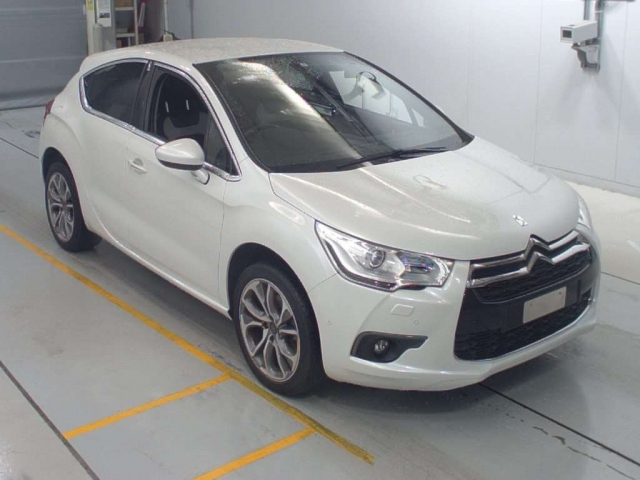 Import and buy CITROEN DS4 2015 from Japan to Nairobi, Kenya